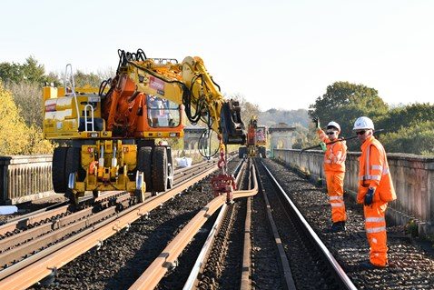 Brighton Mainline Upgrade Ouse Valley Oct 10  (65)