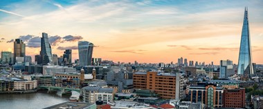 European MICE buyers inspired by London: Shard View