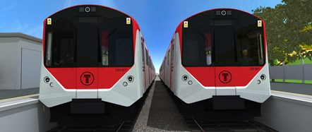 Class 230 exterior: Artist's impression of what the trains could look like.