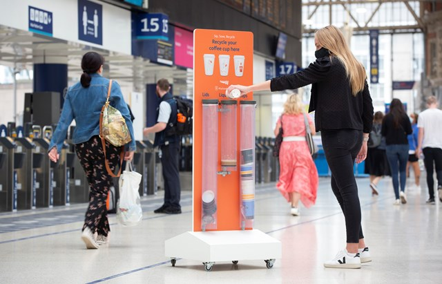 Network Rail Recyclable Cups-13