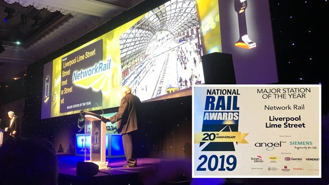 National Rail Awards 2019