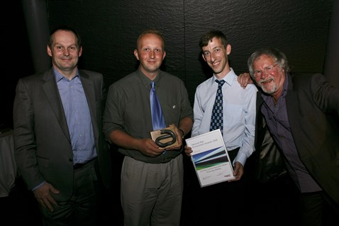 Biodiversity Award winners