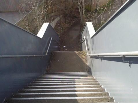 Tuners Footbridge After