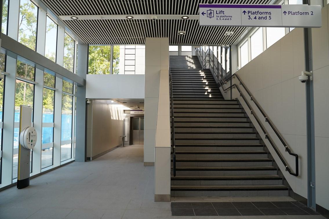 TfL Image - PN076 - West Drayton upgraded platform access-2