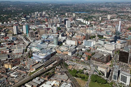 Siemens Mobility Limited wins Clean Air Zone contract in Birmingham: 450x300
