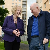 Housing Minister Margaret Burgess announces £60 million HEEPS funding allocation