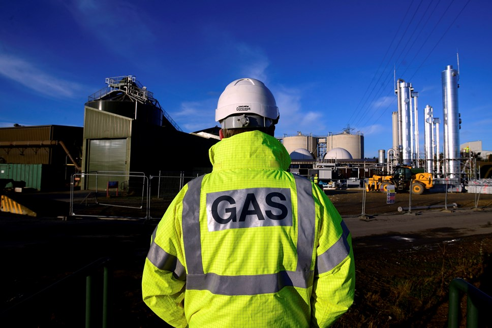 Britain's gas networks call for Government to unlock £900m green infrastructure investment to help #buildbackbetter: gaspic