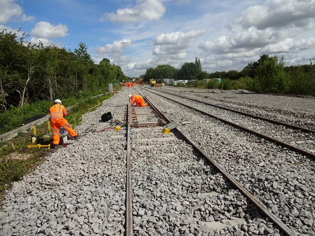 Network Rail to deliver community project in Corby