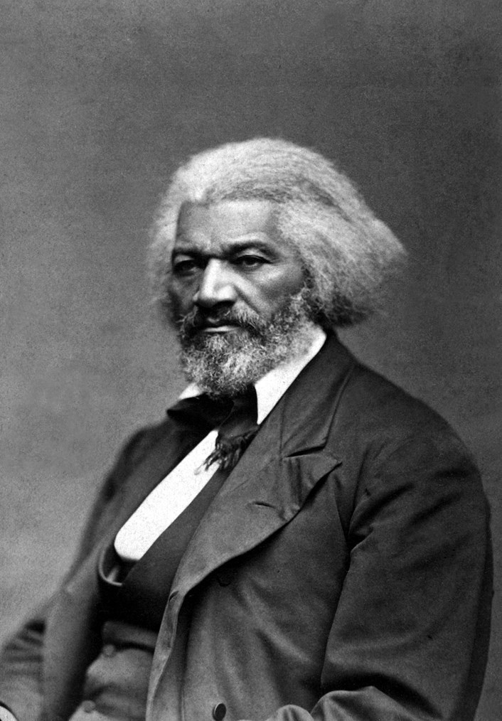 Museum pays tribute to courageous abolitionist during Black History Month: Frederick Douglass (circa 1879)