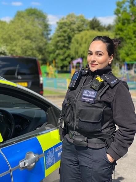 Seema Jadva (Metropolitan Police)