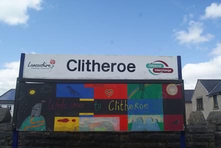 Clitheroe Interchange