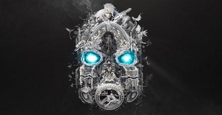 Mayhem Is Coming ...: BL3 Mask of Mayhem Teaser Art Horizontal