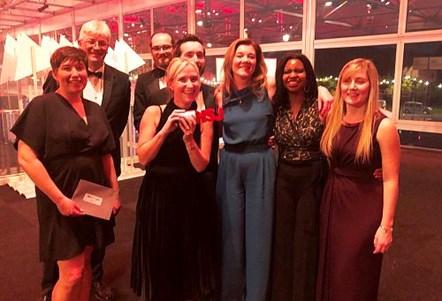 AHSN scoops national HSJ Award: Wessex AHSN scoops HSJ Award - partnership work
