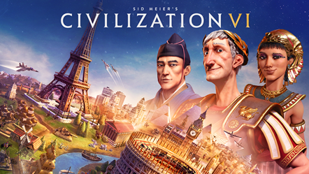 Sid Meier's Civilization® VI Now Available on Xbox One and PlayStation®4: CIV6 Art