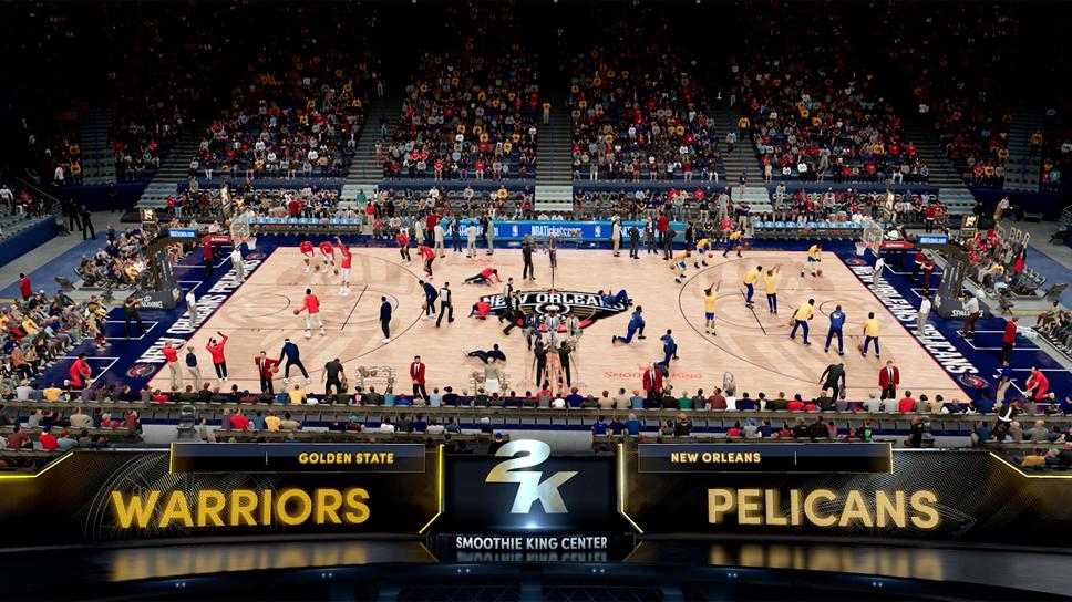NBA 2K21 Dev Commentary