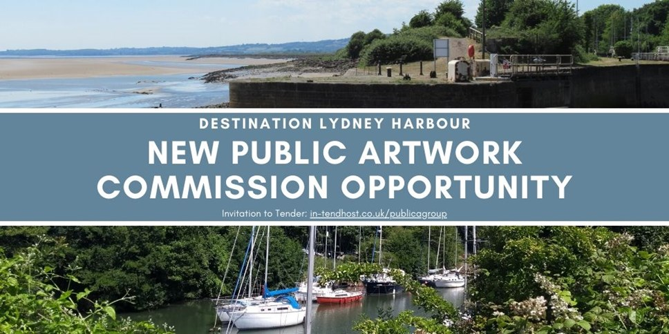 Artist sought to deliver public artwork for Lydney Harbour in the Forest of Dean: Invitation to Tender  in-tendhost.co.uk publicagroup