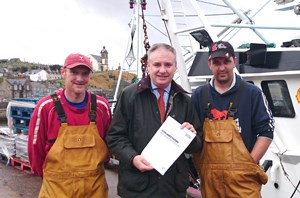 Independence boost for fishing
