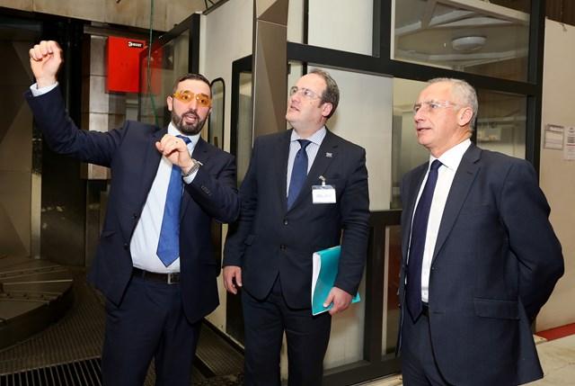Whittaker Minister Visit 001