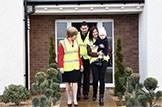 Scheme helps hundreds onto property ladder: Scheme helps hundreds onto property ladder