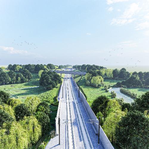 Canley Brook Viaduct