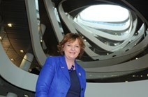 Architecture takes centre stage in Venice: Fiona Hyslop at Aberdeen University