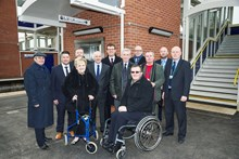 Birchwood station Access for All improvements have been opened to passengers