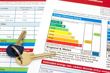 Stricter energy efficiency rules set to apply to all private rental homes in Wales: epc 0