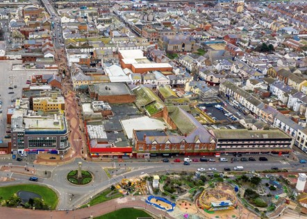 £9m to support town centres recover from the Coronavirus pandemic announced: Rhyl