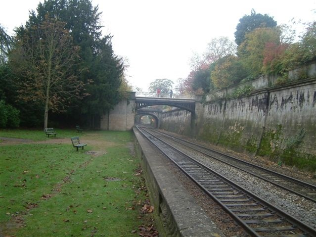 SECURING THE RAILWAY AT SYDNEY GARDENS - PUBLIC VIEWS WANTED : Sydney Gardens