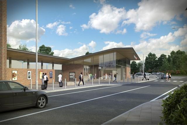 Wokingham Station Upgrade