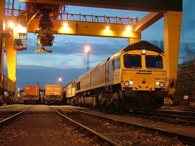 RAIL FREIGHT UPGRADE COMPLETE AS OXFORD ROAD REOPENS: Rail Freight 2
