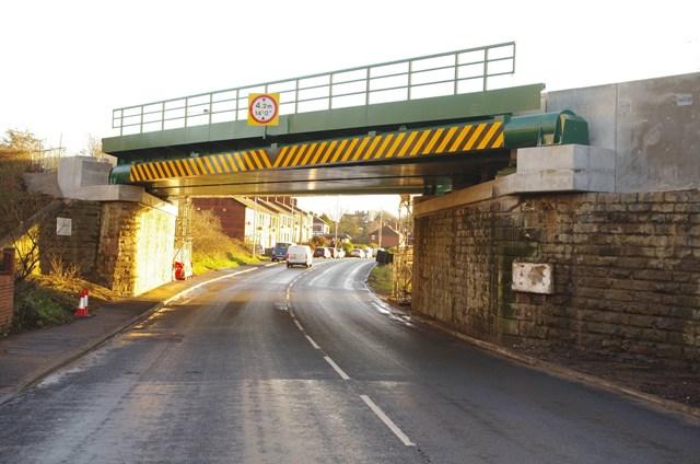 Doncaster Road bridge, Crofton, Wakefield