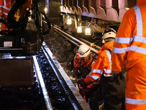 Kent rail passengers to get reliability boost thanks to Sevenoaks tunnel upgrade: P1004552-2