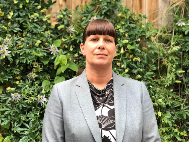 One of Network Rail's top female engineers encourages women across Anglia to #shapetheworld and take up a career in engineering: Jenny Webb main image