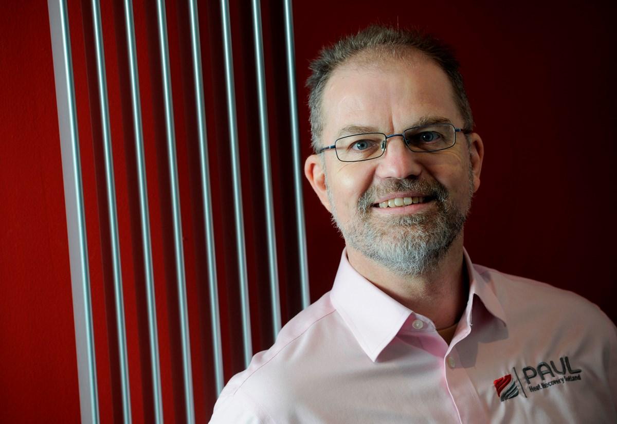 Stefan Huber Paul Heat Recovery