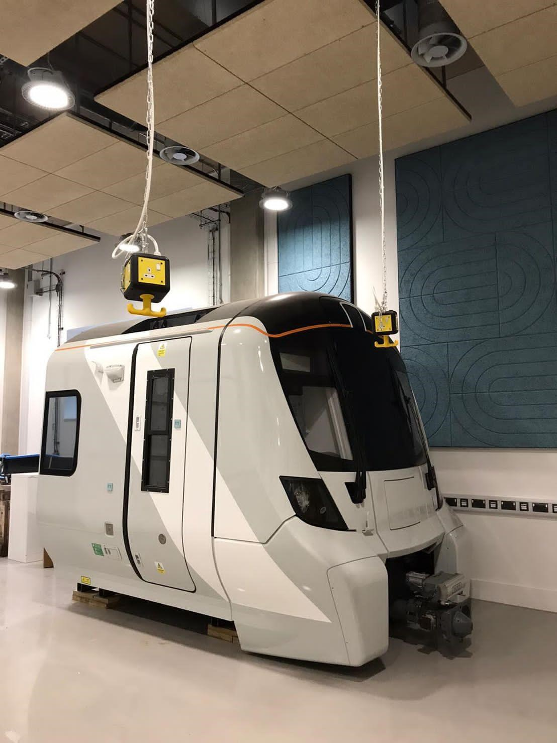 Siemens Mobility and University of Birmingham announce research and innovation partnership: PHOTO-2021-03-26-22-35-51