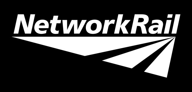 Network Rail Logo White