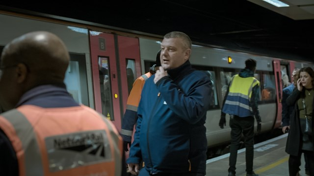The Station episode 2 - Craig at Birmingham New Street Station-2