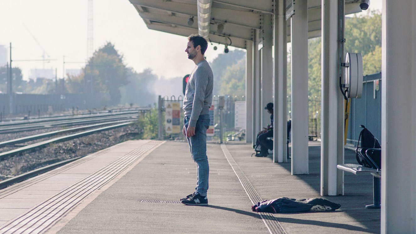 More of us are acting to prevent suicide on the railway, new statistics reveal: Small Talk Saves Lives-6