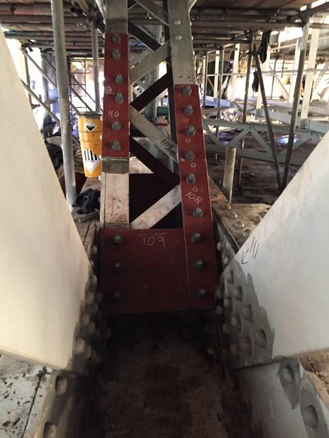 Findhorn Repairs