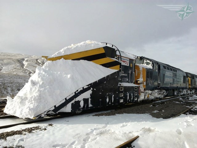 Snow Plough in previous years