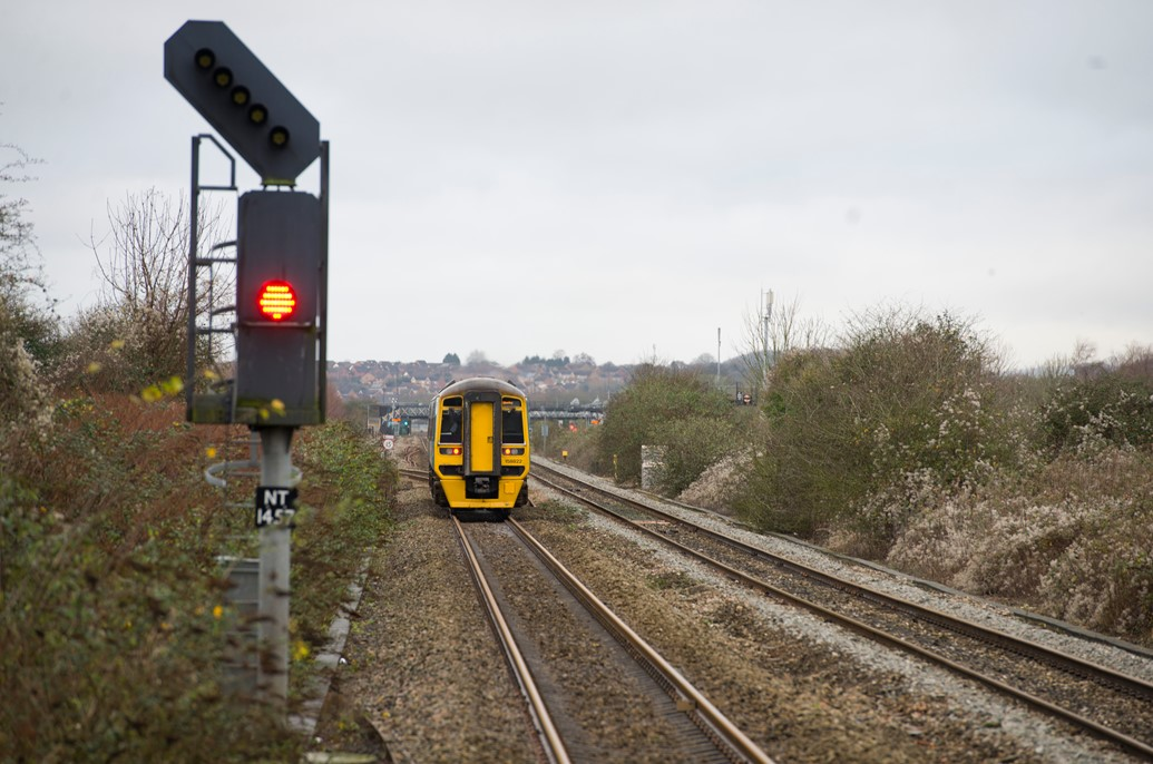 Residents invited to event as railway upgrade continues: Residents are invited to find out more