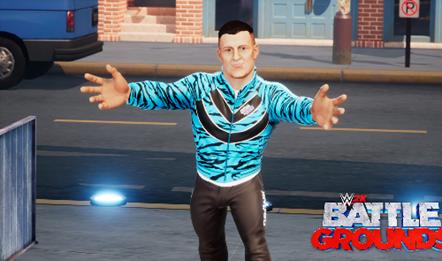 WWE2K BG Roster Update 2 Trailer