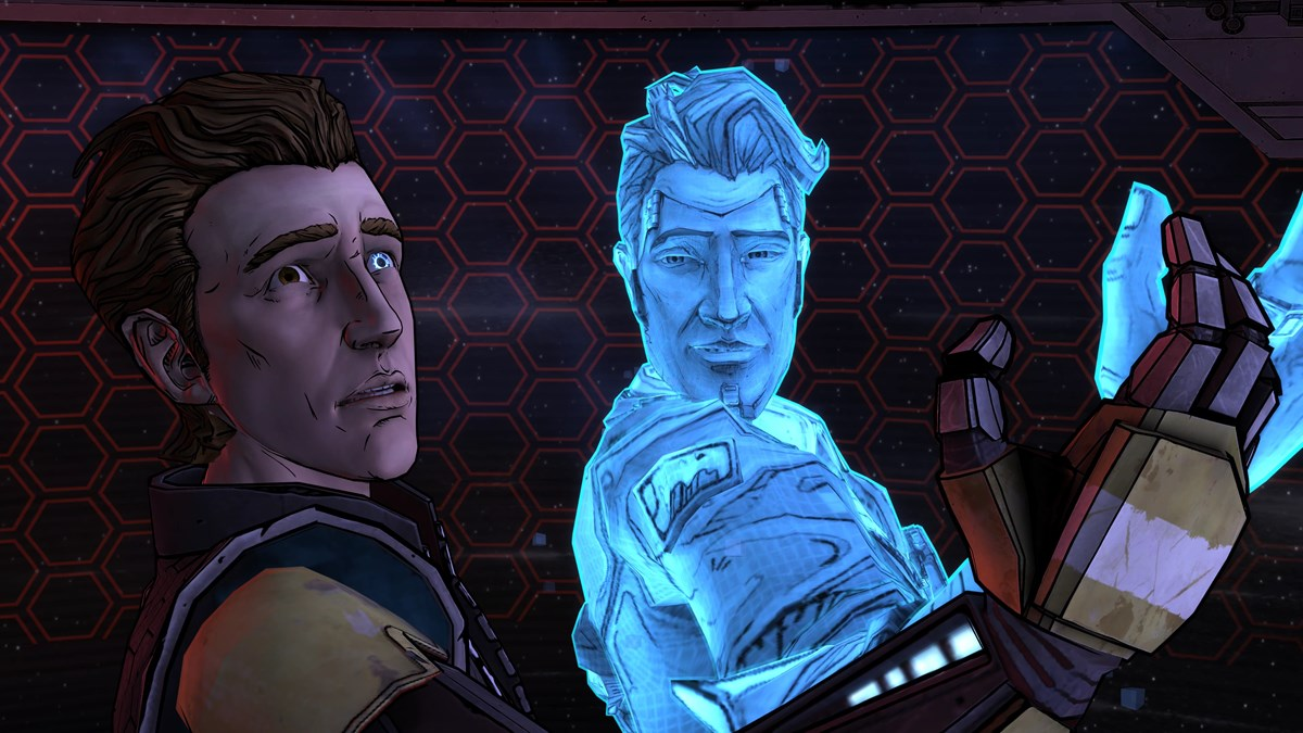 Tales from the Borderlands - Jack Slap
