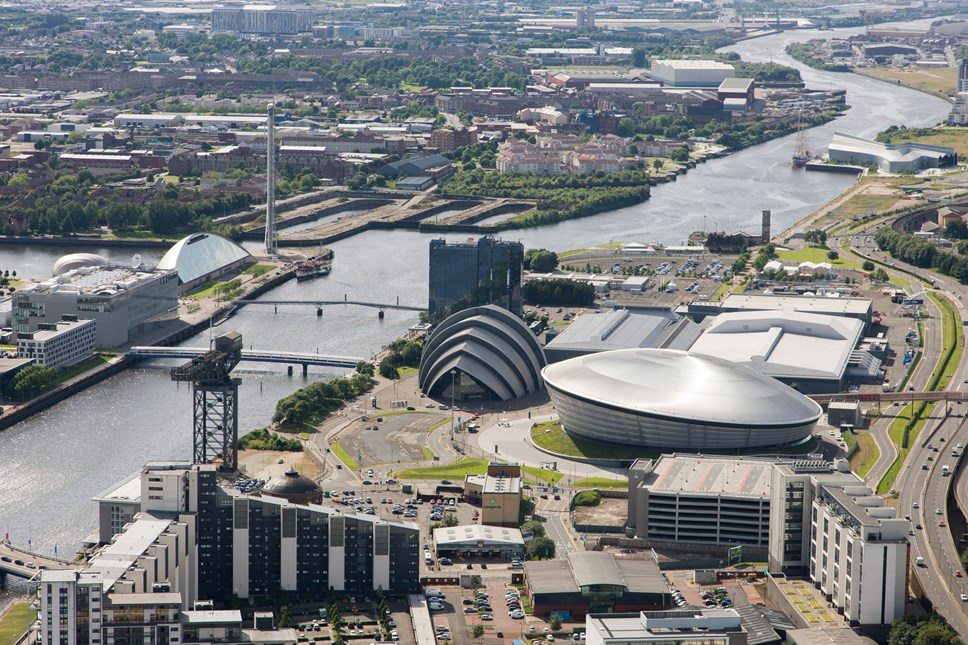 Digital asset and currency technology solutions provider to invest in Scotland: Glasgow View
