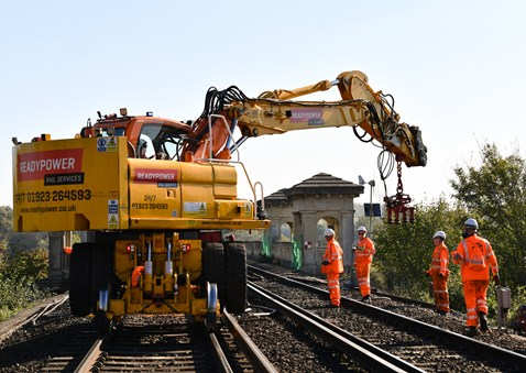 Brighton Mainline Upgrade Ouse Valley Oct 10  (17)
