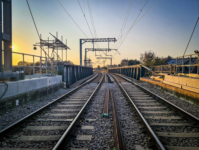 Reliability improvements on the London Overground Gospel Oak to Barking line as vital upgrades complete