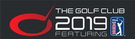 The Golf Club 2019 Featuring PGA TOUR®: TGC2019 Logo Black