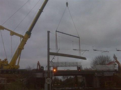 Moor Lane bridge replacement