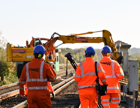 Brighton Mainline Upgrade Ouse Valley Oct 10  (12)
